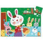 Mummy Rabbit's pie -24 pezzi