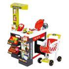 Supermercato con carrello (7600350210)