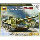Carro armato SU-100 1/100 (6211)