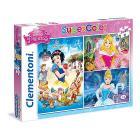Puzzle Disney Princess 3X48 Pezzi (25211)