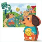 Woof Woof! -  Puzzle 24 pezzi (DJ07213)