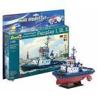 Nave Model Set Harbour Tug Boat 1/150 (RV65213)