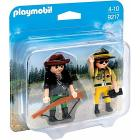 Ranger e Bracconiere duo packs (9217)