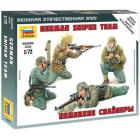 Soldati German Sniper Team cecchini tedeschi 1/72 (6217)