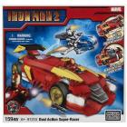 Iron Man 2 - Dual action super racer  (91218)