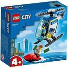Elicottero della Polizia - Lego City (60275)