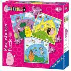 Puzzle 25-36-49 Barbapapà (07219)