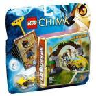 Le porte della giungla - Lego Legends of Chima (70104)