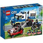 Trasporto dei prigionieri della polizia - Lego City (60276)