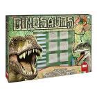 Valigiotto Timbri Dinosauri
