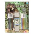 Blister 2 Timbri - Dinosauri (6220)