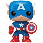 Capitan America - Personaggio in Vinile