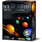 Kit costruzione sistema solare fosforescente