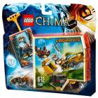 Covo reale - Lego Legends of Chima (70108)