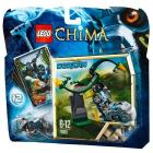 Rampicanti vorticosi - Lego Legends of Chima (70109)