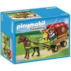Carrozza con pony (5228)