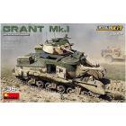 Grant Mk.I Interior Kit Scala 1/35 (MA35217)