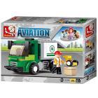 Aviazione - Camion Trasporto Aeroportuale 121 Pz