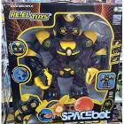 Spacebot Robot Multifunzioni Infrared Con Luci E Suoni 40 Cm Lancia Sfere