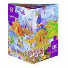 Puzzle 1000 Pezzi Triangolare - Idyll
