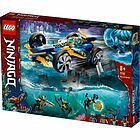 Bolide subacqueo dei Ninja - Lego Ninjago (71752)