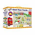 Grande puzzle da pavimento: città (3639270)