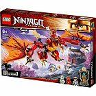 L'attacco del Dragone del fuoco - Lego Ninjago (71753)