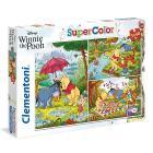 Puzzle 3X48 Winnie The Pooh 2018 (25232)