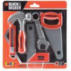 Black & Decker Blister 5 attrezzi lavoro
