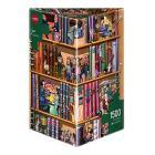Puzzle 1500 Pezzi Triangolare - Libri