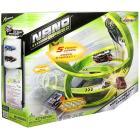 Super Vert Crash Set - Pista con 2 Nano Cars Incluse