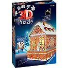 Gingerbread House Puzzle 3D (11237)