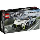 Koenigsegg Jesko - Lego Speed Champions (76900)