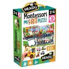Montessori First Puzzle The City (IT22373)