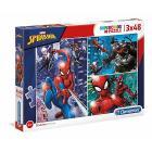 Spider-Man 3 x 48 pezzi (25238)
