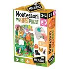 Montessori First Puzzle The Jungle (IT22380)