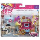 My Little Pony Personaggio Mini con Playset Modelli Assortiti (B3597Eu4)