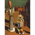 De Chirico - Muse inquietanti Modern Art 1000 pezzi (39246)