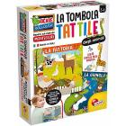 Montessori Plus Tombola Tattile Degli Animali (72460)