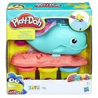 Balena Colorata Play-Doh