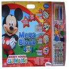 Mickey Mouse - Set da disegno 4 in 1
