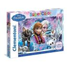 104 pezzi Glitter Frozen: Queen of the North Mountain (27248)