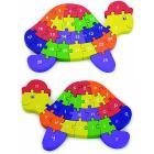 Puzzle 3D Tartaruga (VG55250)