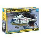 Mil Mi-8 Rescue Helicop. Scala 1/72 (ZS7254)
