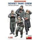 Soviet Tank Crew 1970-1980s. Winter Uniform Scala 1/35 (MA37063)