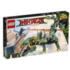 Green Ninja Mech Dragon - Lego Ninjago movie (70612)
