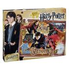 Puzzle 1000 Pezzi Harry Potter Quidditch (022590)
