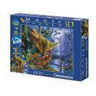 Dinosaur Valley 1000 pezzi MagicPuzzle 3D (39261)