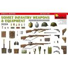 Soviet Infantry Weapons And Equipment. Special Edition Scala 1/35 (MA35304)