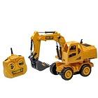 Escavatore Titan Construction Squad Series Scale 1:24 (Modellino Radiocomandato)
